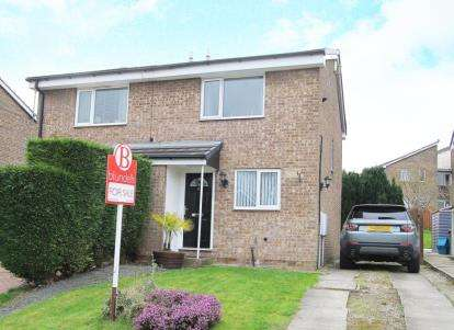 2 Bedrooms Semi Detached House for sale in Oakworth Close, Halfway, Sheffield, South Yorkshire