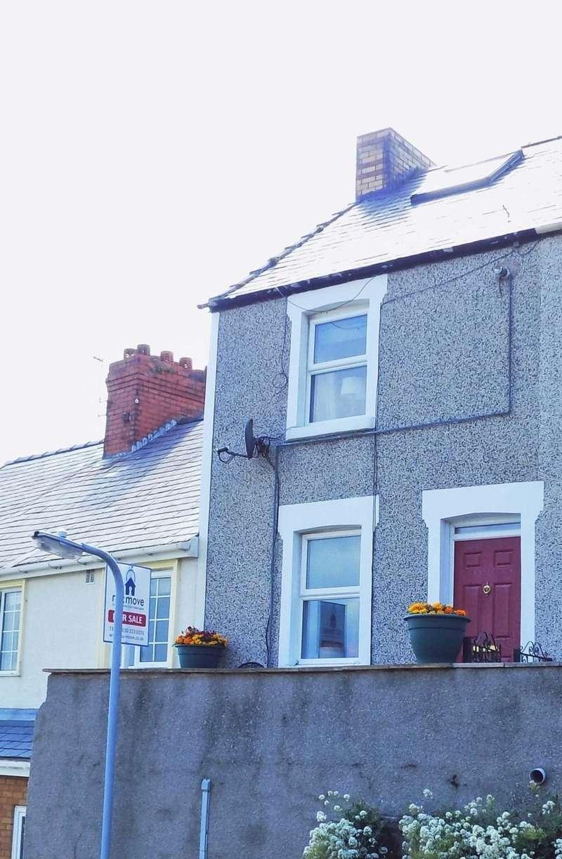 2 Bedrooms Cottage House for sale in Belle Vue Terrace, Llandudno, LL30