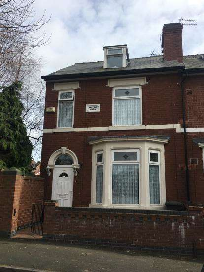 4 Bedrooms End Of Terrace House for sale in Wilfred Street, Derby, Derbyshire