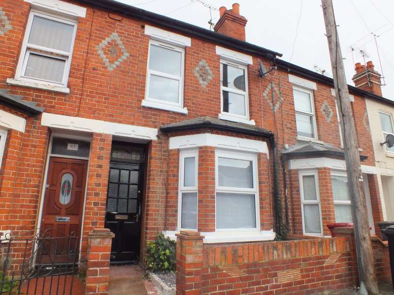 4 Bedrooms Terraced House for rent in Norfolk Road, Reading, Berkshire