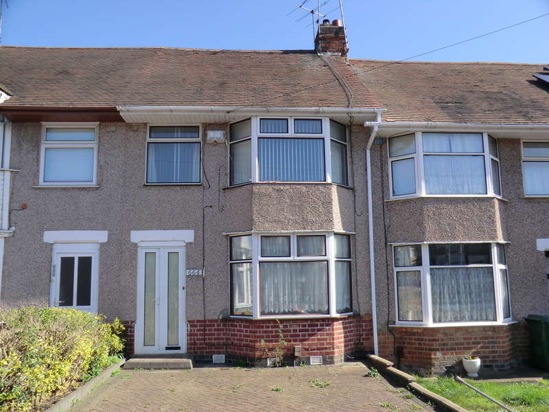 4 Bedrooms Terraced House for sale in Sewall Highway, Coventry