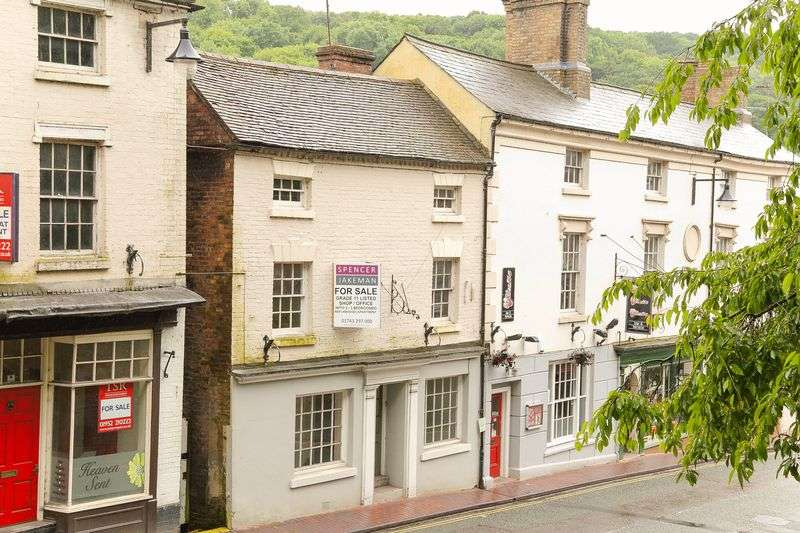2 Bedrooms Terraced House for sale in High Street, Ironbridge