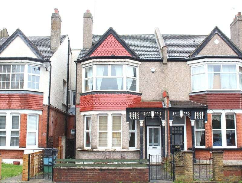 3 Bedrooms Terraced House for sale in Brighton Road, Purley, Surrey