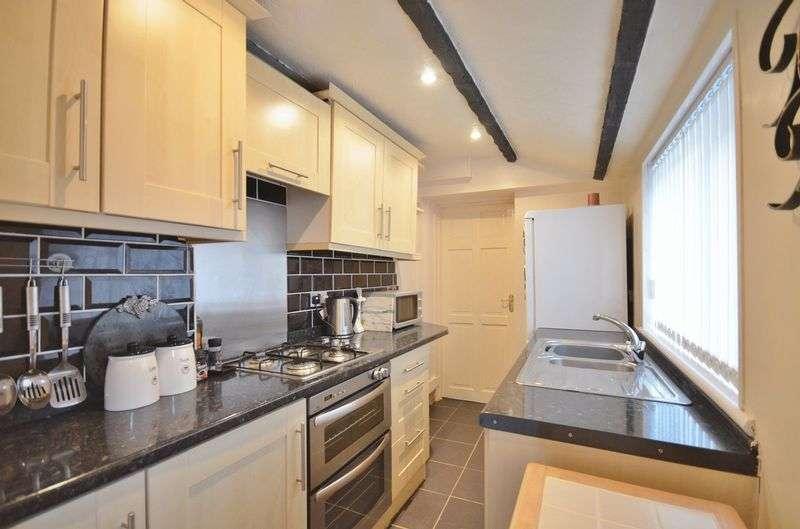 3 Bedrooms Terraced House for sale in Cadman Street, Workington
