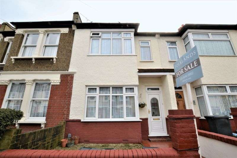 3 Bedrooms Terraced House for sale in Dalmally Road, Addiscombe
