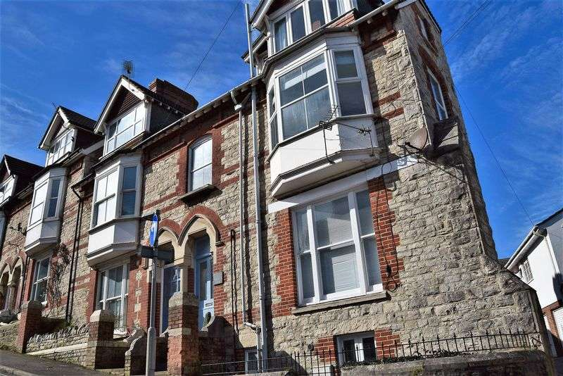 3 Bedrooms Flat for sale in Swanage