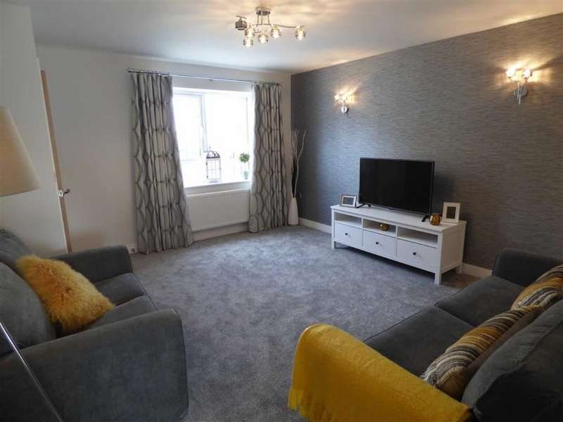 3 Bedrooms Property for sale in Plot 6 Whinberry Place, 6 Bilberry Place, Rawtenstall, Lancashire, BB4