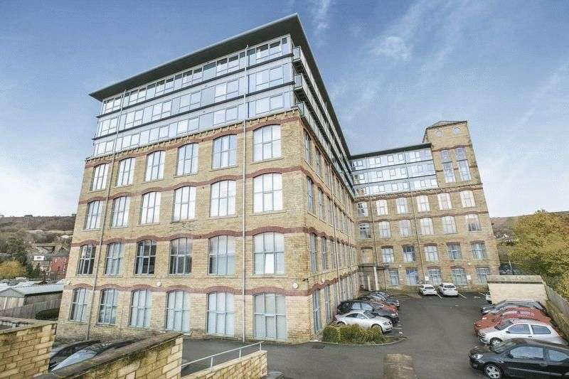 2 Bedrooms Flat for sale in Silk Mill, Elland