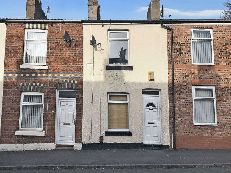 2 Bedrooms Terraced House for sale in Arthur Street, Runcorn