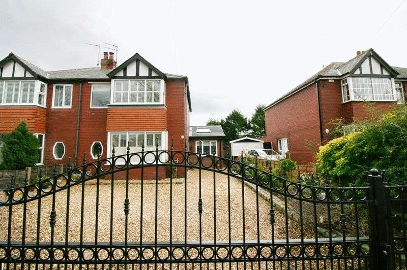 3 Bedrooms Semi Detached House for sale in Ellenbrook Road, Worsley Manchester