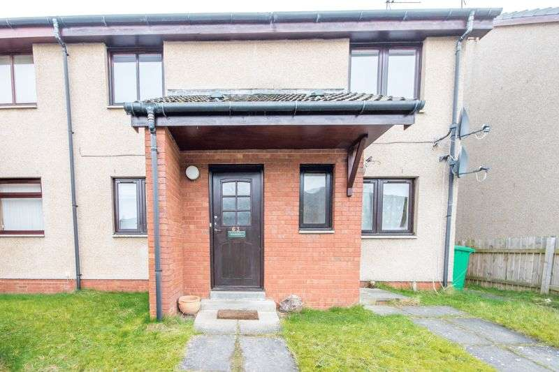 2 Bedrooms Flat for sale in Burnside Terrace, Oakley