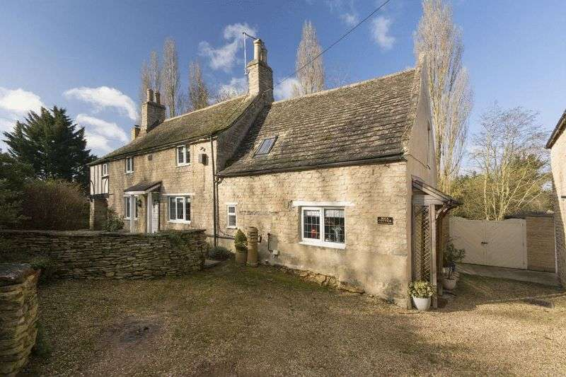 4 Bedrooms Detached House for sale in Stamford Road, Easton on the Hill, Stamford