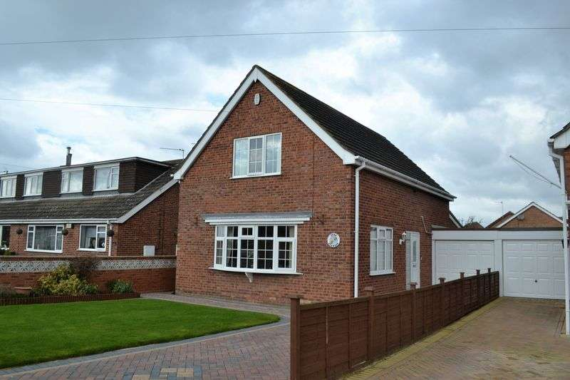 2 Bedrooms Detached House for sale in Oakwood Drive, Wybers Wood, Grimsby