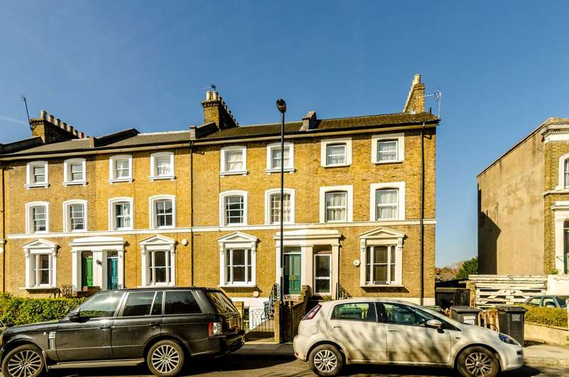 2 Bedrooms Flat for sale in Upper Brockley Road, Brockley, SE4