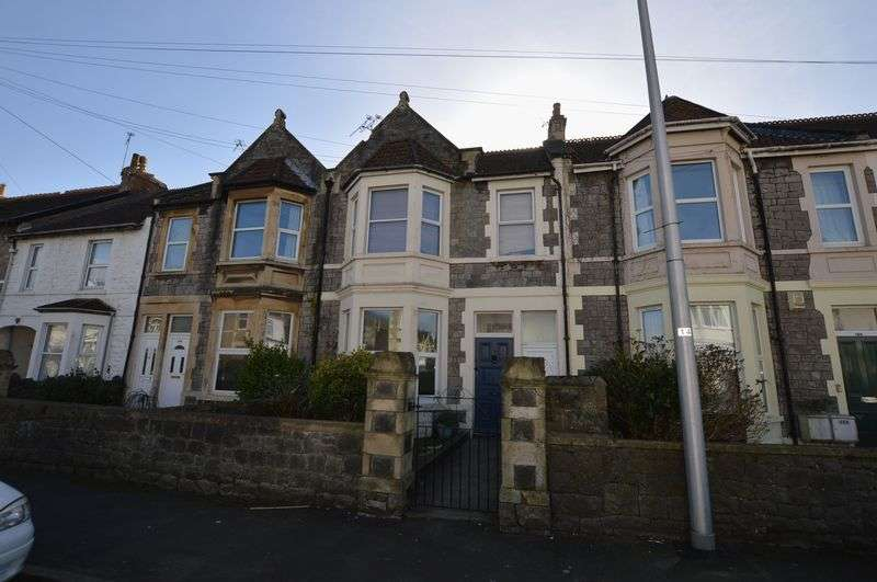2 Bedrooms Flat for sale in Moorland Road, Weston-Super-Mare