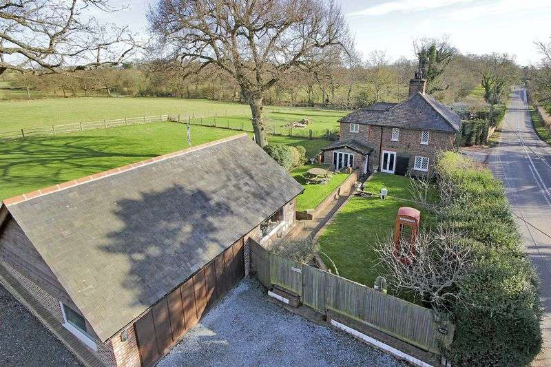 3 Bedrooms Semi Detached House for sale in Tilburstow Hill Road, South Godstone, Surrey