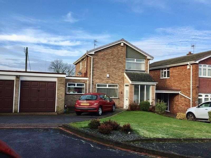3 Bedrooms Detached House for sale in Sunningdale Road, Sedgley