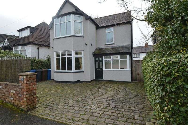 3 Bedrooms Detached House for sale in Bland Road, Prestwich, Manchester