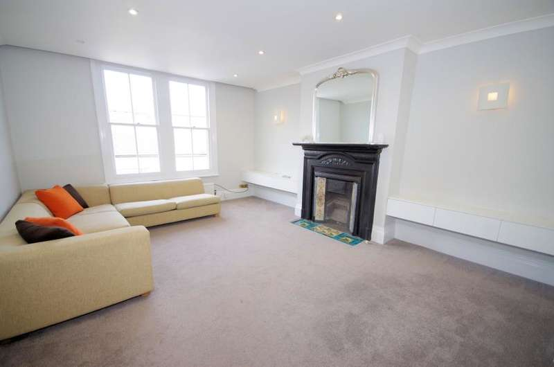 2 Bedrooms Flat for sale in WOODSIDE GROVE, NORTH FINCHLEY, N12