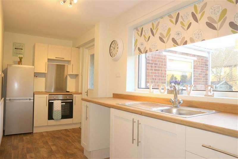 2 Bedrooms Town House for sale in Emerson Way, Newton Aycliffe, County Durham