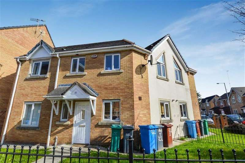 3 Bedrooms End Of Terrace House for sale in Ellis Street, Hulme, Manchester, M15