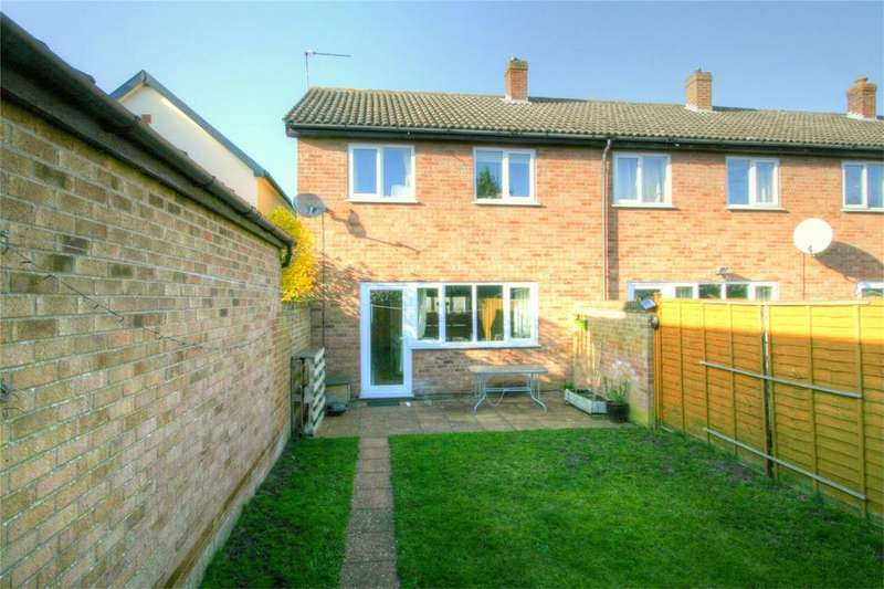 3 Bedrooms Detached House for sale in Bailiwick Court, NR16 2NH (REAR PHOTO), East Harling, NORWICH, Norfolk