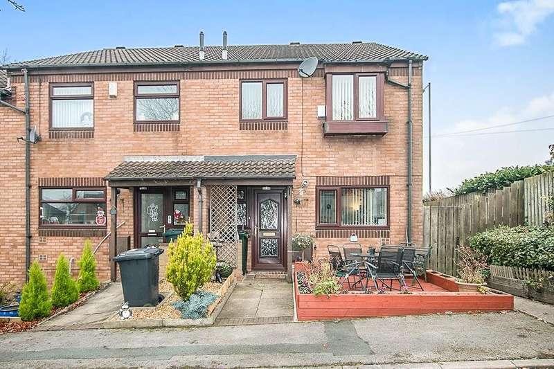 3 Bedrooms Property for sale in Glenroyd Avenue, BRADFORD, BD6