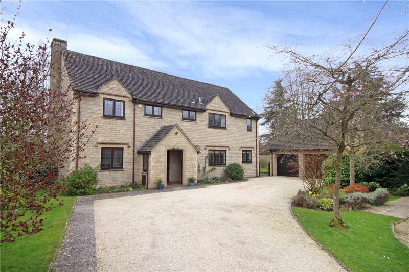 4 Bedrooms Detached House for sale in Orchard Close, Lechlade, GL7