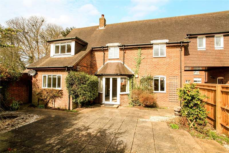 3 Bedrooms Semi Detached House for sale in Yew Tree Cottages, The Street, Whiteparish, Salisbury, SP5