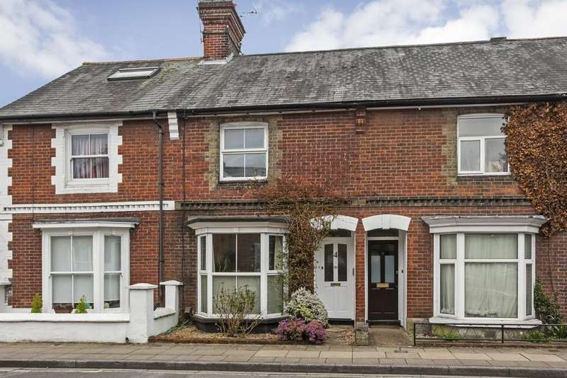 2 Bedrooms Apartment Flat for sale in Hyde Abbey Road, Winchester, SO23