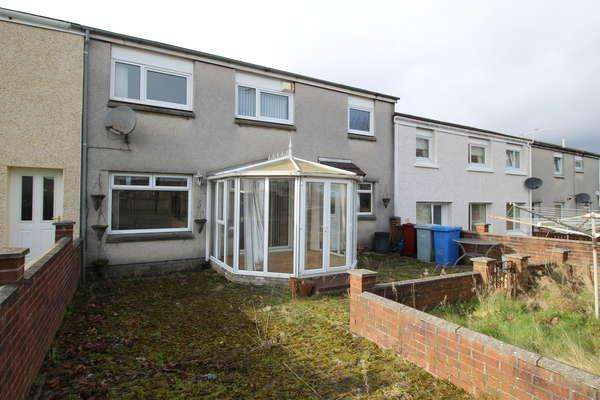 3 Bedrooms Terraced House for sale in 24 Yarrow Court, Cambuslang, Glasgow, G72 7YE