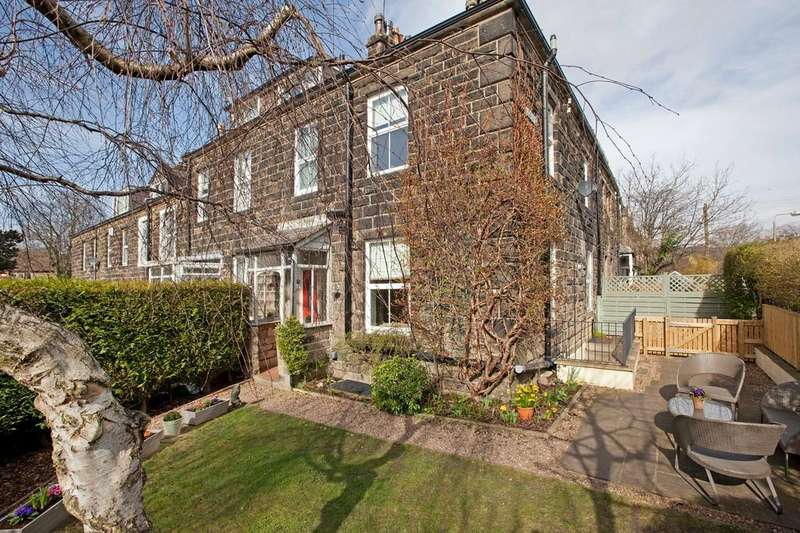 3 Bedrooms End Of Terrace House for sale in Skipton Road, Ilkley