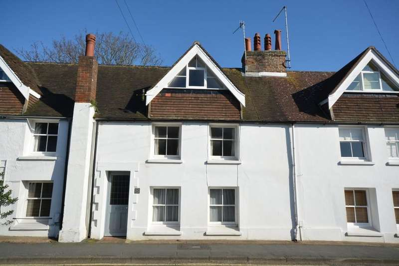 3 Bedrooms Cottage House for sale in Shoreham-by-Sea