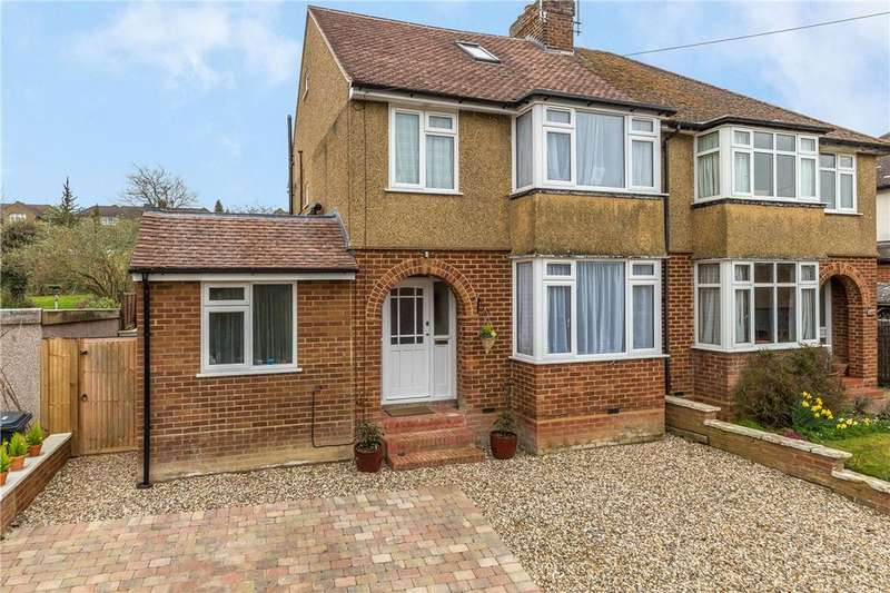 4 Bedrooms Semi Detached House for sale in Lower Luton Road, Wheathampstead, St. Albans, Hertfordshire