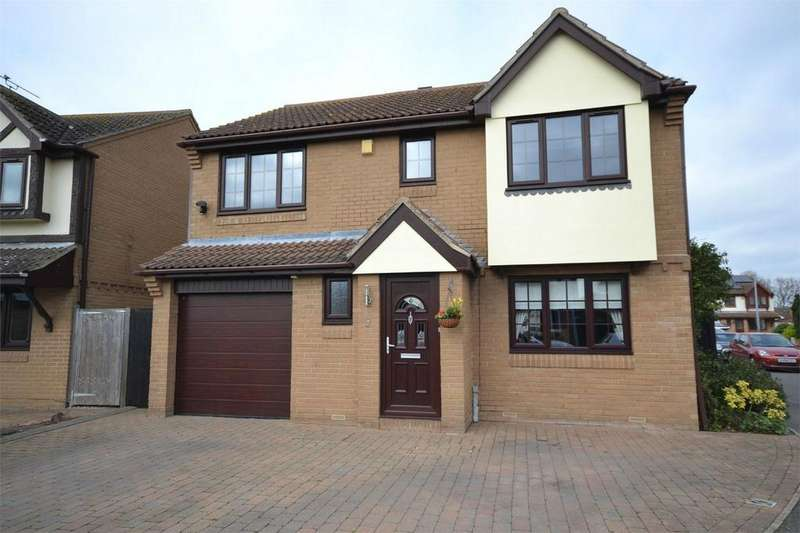4 Bedrooms Detached House for sale in Wick Farm Road, St Lawrence, Southminster, Essex