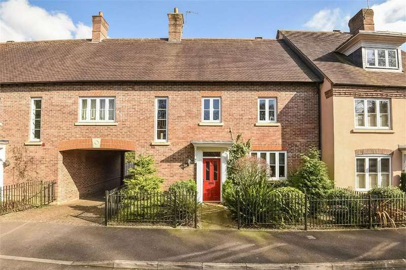 5 Bedrooms Town House for sale in Winchester, Hampshire