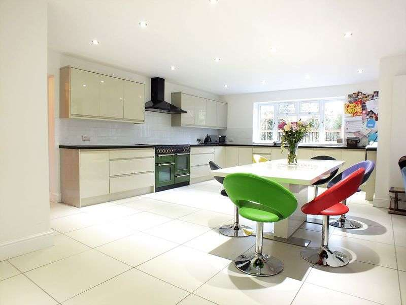 5 Bedrooms Detached House for sale in Kidlington