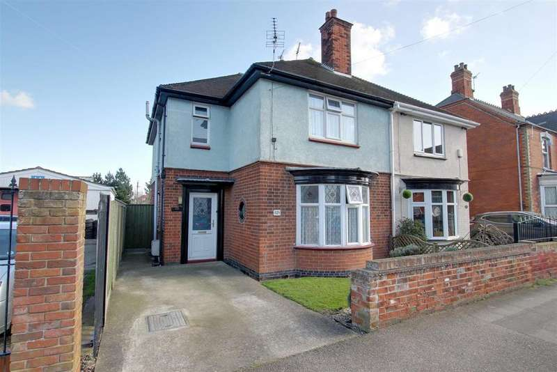 3 Bedrooms Semi Detached House for sale in 121 Victoria Road, Mablethorpe