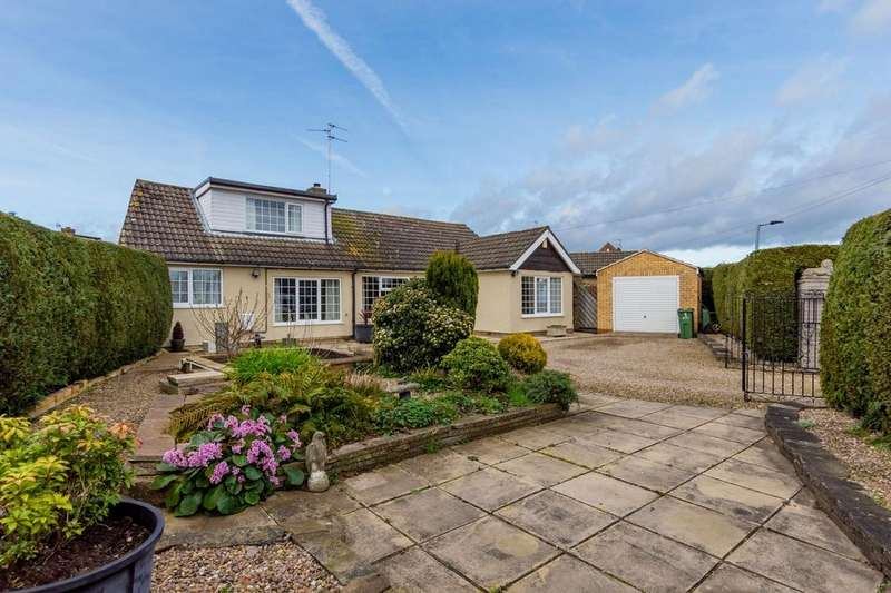 3 Bedrooms Detached Bungalow for sale in Larchfield, Stockton Lane, York