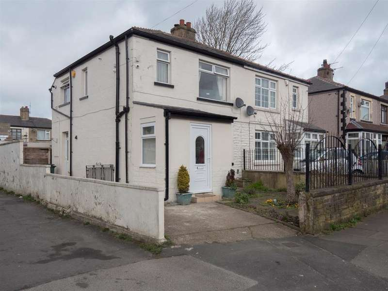 3 Bedrooms Semi Detached House for sale in Third Avenue, Bradford, BD3 7JN