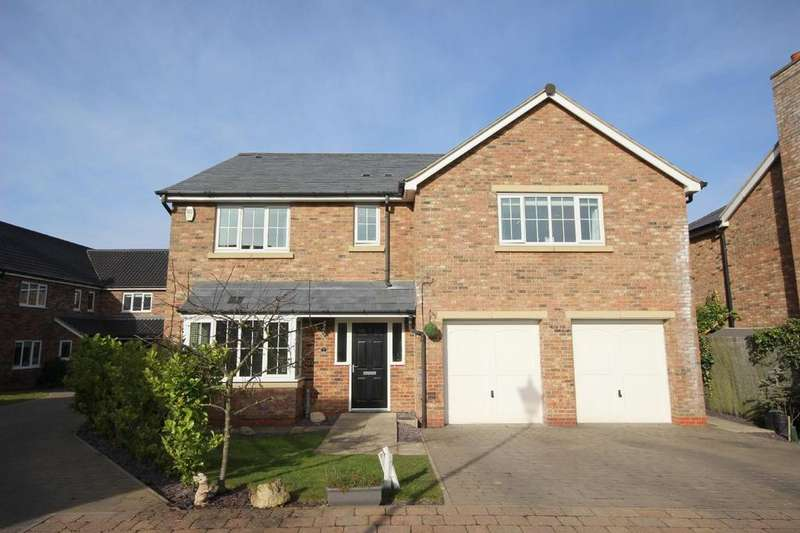 5 Bedrooms Detached House for sale in Tempest Court, Wynyard
