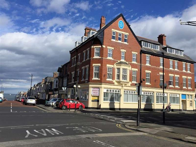 2 Bedrooms Apartment Flat for sale in Station Apartments, Whitley Bay