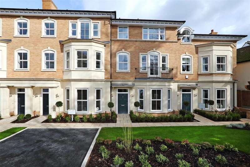 5 Bedrooms House for sale in Oatlands Chase, Weybridge, KT13
