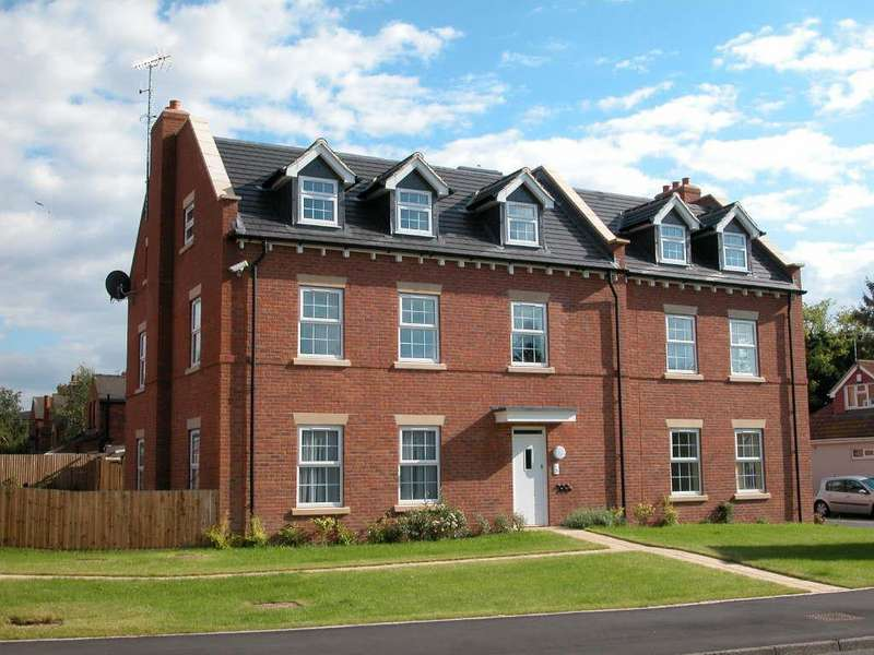 2 Bedrooms Apartment Flat for sale in Cutlers Court, Radcliffe on Trent, Nottingham