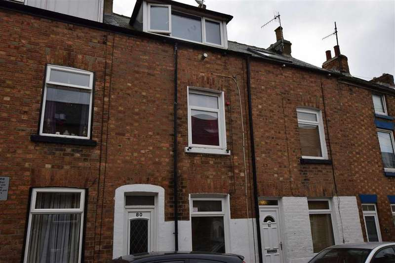 2 Bedrooms Terraced House for sale in Nelson Street, Scarborough, North Yorkshire