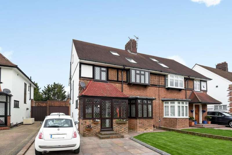 4 Bedrooms Semi Detached House for sale in Cedarhurst Drive, Eltham, SE9