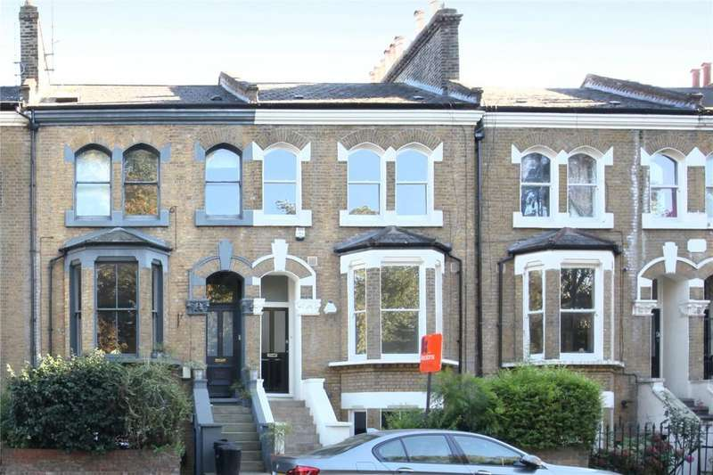 3 Bedrooms Flat for sale in Old Ford Road, Bow, London, E3
