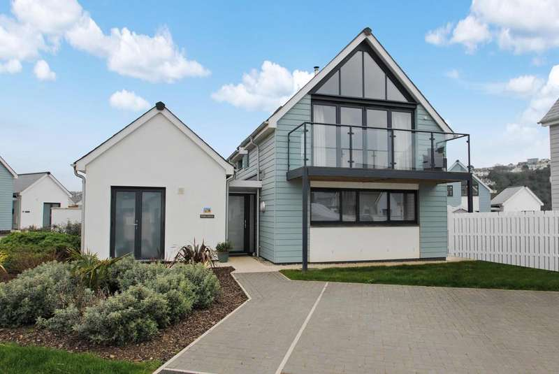 3 Bedrooms Detached House for sale in Greenways Drive, Westward Ho!
