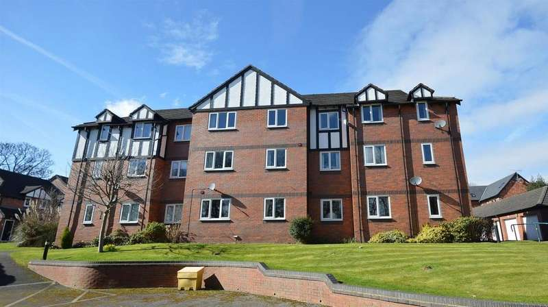 2 Bedrooms Apartment Flat for sale in Ash House, Brook Court, Sandbach