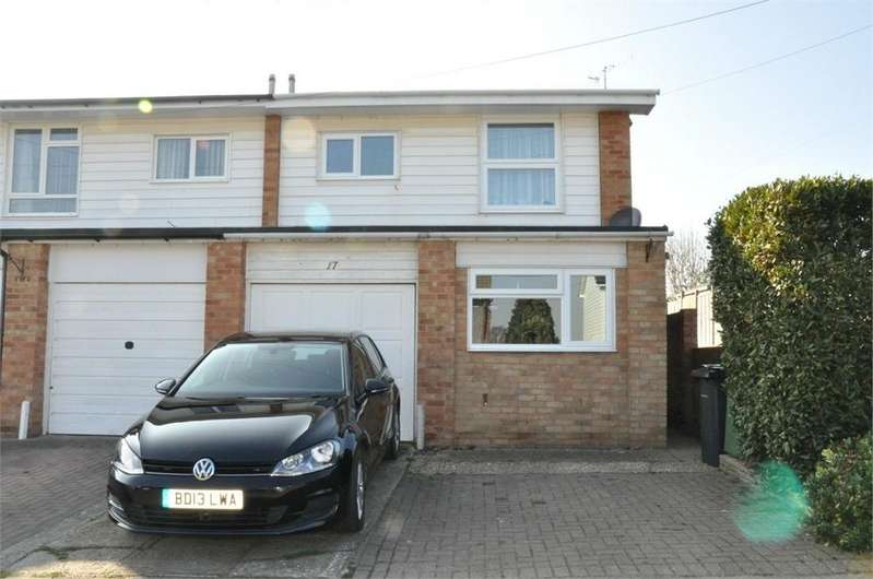 3 Bedrooms Semi Detached House for sale in 17 Filsham Drive, Bexhill-On-Sea